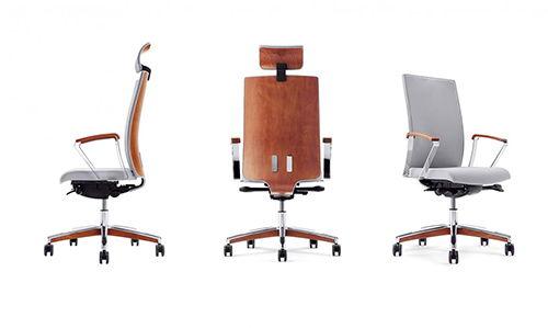 Nowoczesne krzesła i fotele gabinetowe Mojito