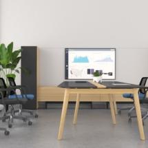 Task-chairs-WIND-VISITOR-meeting-room-Nova-Wood-meeting-table-