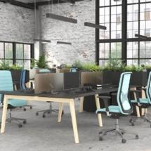 Task-chairs-WIND-bench-desks-NOVA-WOOD
