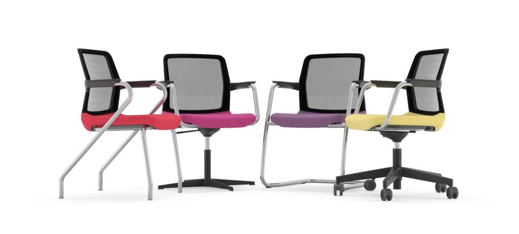 Krzesło konferencyjne WIND