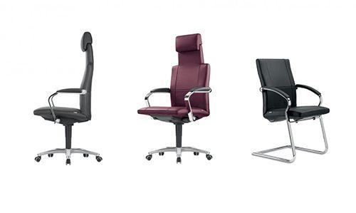 Krzesła i fotele gabinetowe Leo