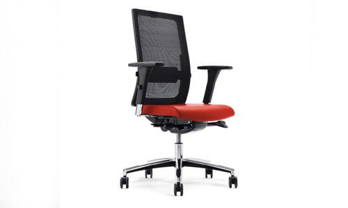 Krzesło biurowe Mojito z siatką