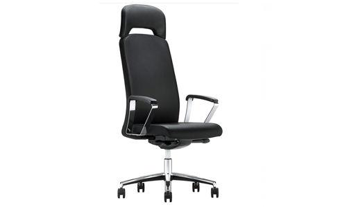 Fotel gabinetowy Belive czarny